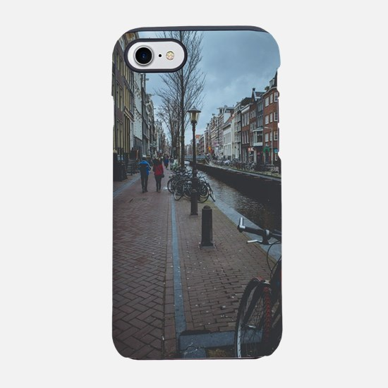 Mysterious Amsterdam iPhone 7 Tough Case