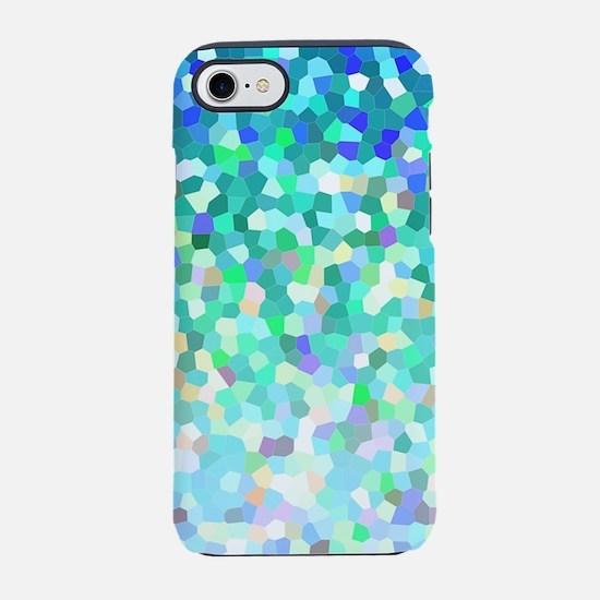 Glitter 3 iPhone 7 Tough Case