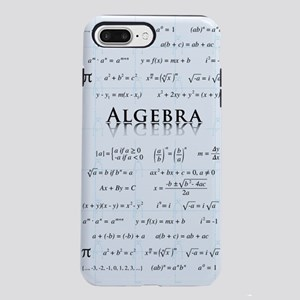 Algebra Equations iPhone 7 Plus Tough Case