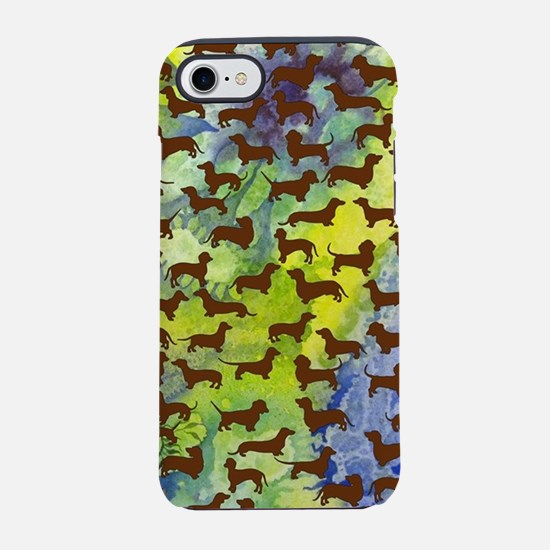 Dachshunds iPhone 7 Tough Case