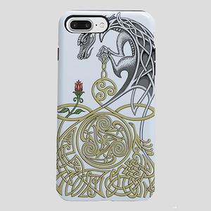 Celtic Dragon iPhone 7 Plus Tough Case