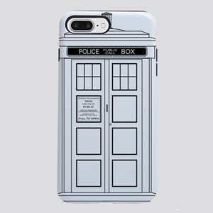 Old Fashioned British Pol iPhone 7 Plus Tough Case