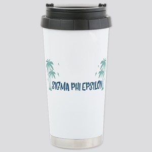 Sigma Phi Epsilon Palm Tree Mugs