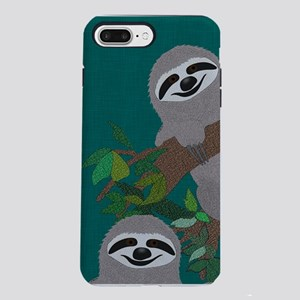 Sloth iPhone 7 Plus Tough Case