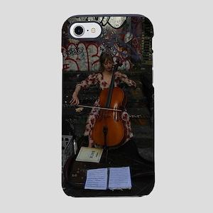 Cello Busker iPhone 7 Tough Case