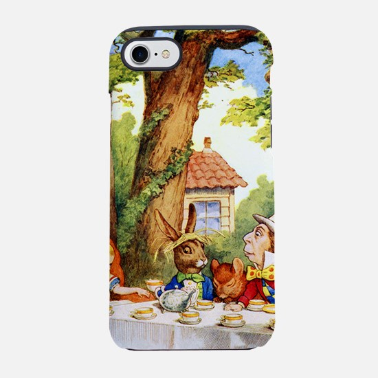 Mad Hatter's Tea Party from Al iPhone 7 Tough Case
