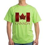 Canada Green T-Shirt