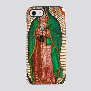 Guadalupe2 iPhone 7 Tough Case