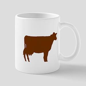 Brown Chicken Brown Cow Mug