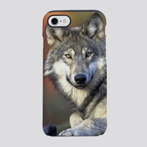 Wolf 025 iPhone 7 Tough Case