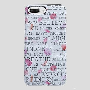 Romantic Rose Petals insp iPhone 7 Plus Tough Case