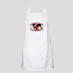 WORKERS OF THE WORLD UNITE! BBQ Apron
