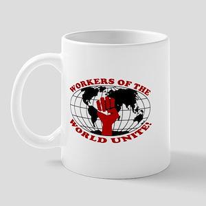 WORKERS OF THE WORLD UNITE! Mug