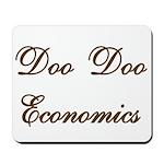 Doo Doo Economics Mousepad