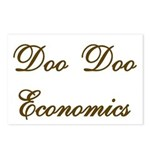 Doo Doo Economics Postcards (Package of 8)
