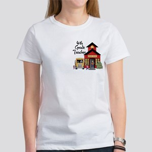4th Grade Teacher Women's T-Shirt
