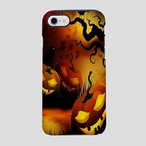 Halloween Pumpkins iPhone 7 Tough Case