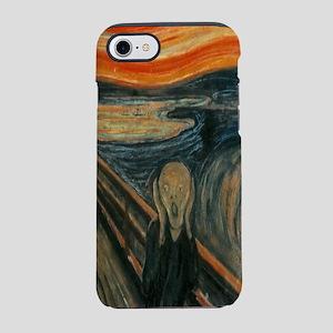 Edvard Munch's The Scream iPhone 7 Tough Case
