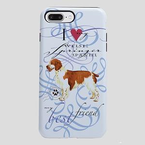 Welsh springer spaniel iPhone 7 Plus Tough Case
