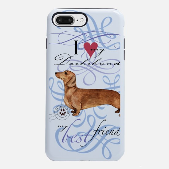 dachshund iPhone 7 Plus Tough Case