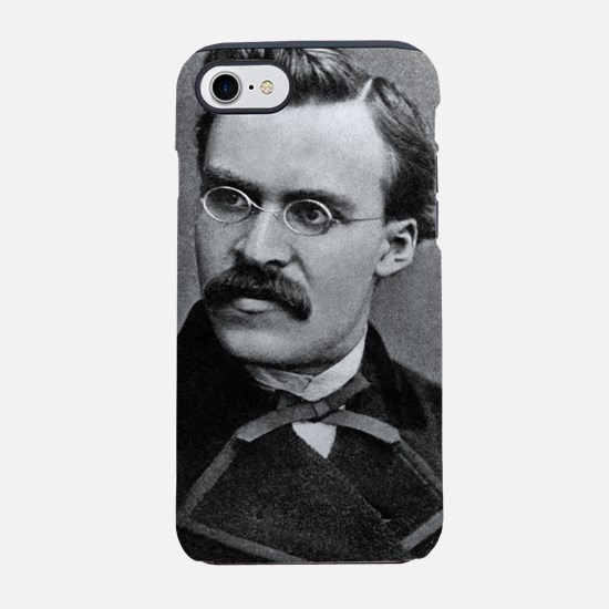 friedrich nietzsche iPhone 7 Tough Case