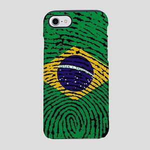 Brazil iPhone 7 Tough Case