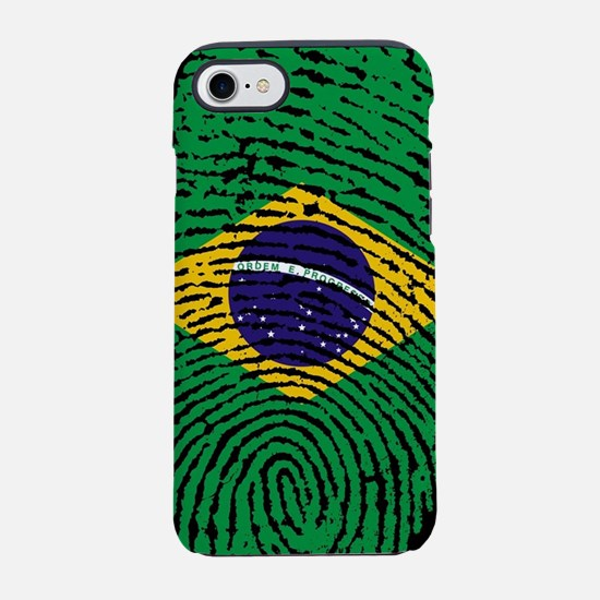 Brazil iPhone 7 Tough Case