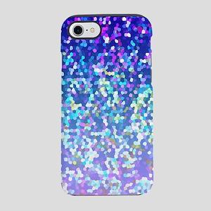 Glitter 2 iPhone 7 Tough Case