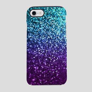 Mosaic Sparkley 2 iPhone 7 Tough Case