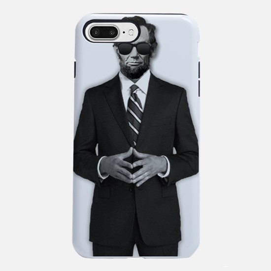 Lincoln Serious Business iPhone 7 Plus Tough Case