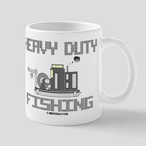 Heavy Duty Fishing Mug