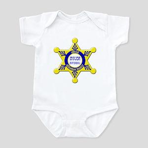 Major Matzaball Badge - Infant Bodysuit