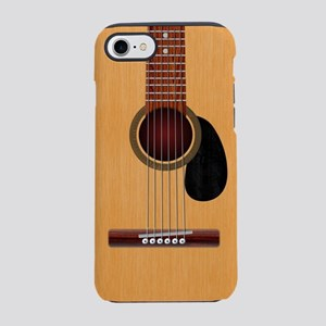 Acoustic Guitar iPhone 7 Tough Case