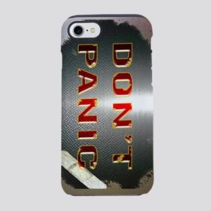 Don't Panic - The Hitchhik iPhone 7 Tough Case