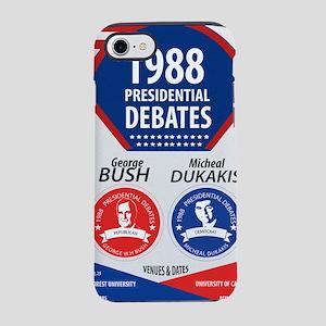 1988 Debate iPhone 7 Tough Case