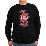 Taekwondo Dragon Sweatshirt (dark)