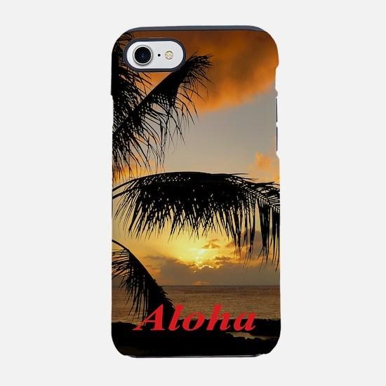 North Shore Oahu iPhone 7 Tough Case