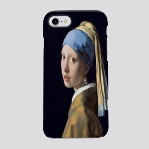 Johannes Vermeer's Girl with a iPhone 7 Tough Case