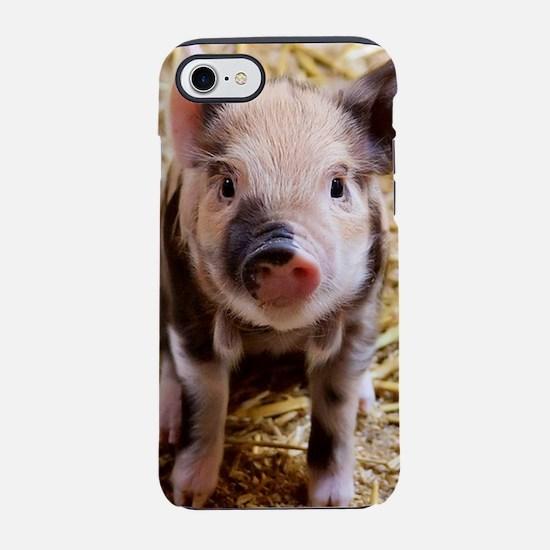 sweet piglet iPhone 7 Tough Case