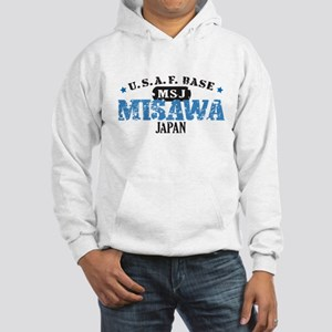 Misawa Air Force Base Hooded Sweatshirt