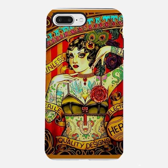 Chapel Tattooed Beautiful iPhone 7 Plus Tough Case