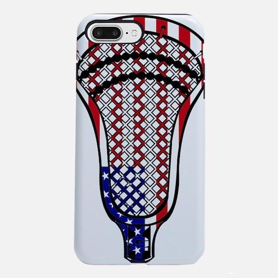 Lacrosse_HeadFlag - Copy. iPhone 7 Plus Tough Case