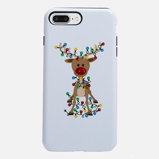 Adorable Christmas Reinde iPhone 7 Plus Tough Case