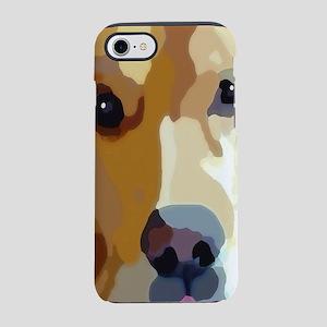 Golden Retriever iPhone 7 Tough Case