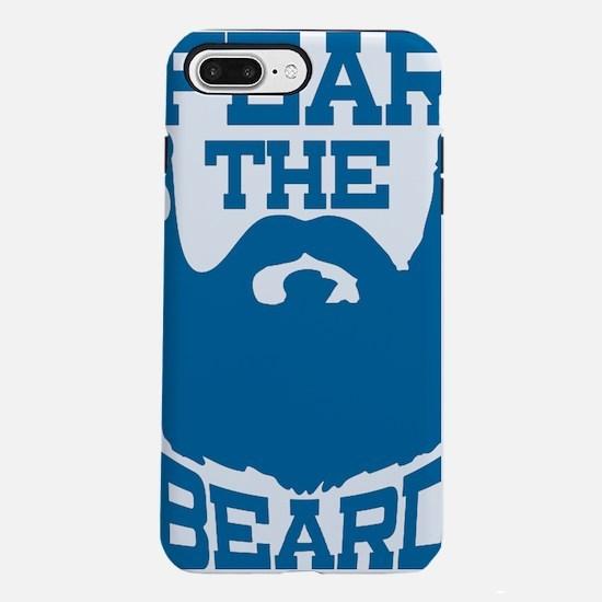 Fear The Beard iPhone 7 Plus Tough Case