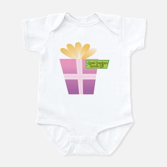 Great Grandma's Favorite Gift Infant Bodysuit