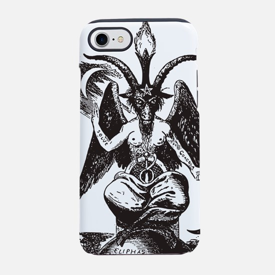 Baphomet iPhone 7 Tough Case