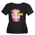 Lolo's Favorite Gift Women's Plus Size Scoop Neck