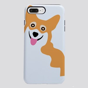 Cute Corgi Dog iPhone 7 Plus Tough Case
