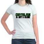 Capitalism is not a Crime! Jr. Ringer T-Shirt
